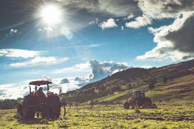 La estrategia de los campesinos de Cundinamarca para adaptarse al cambio climático