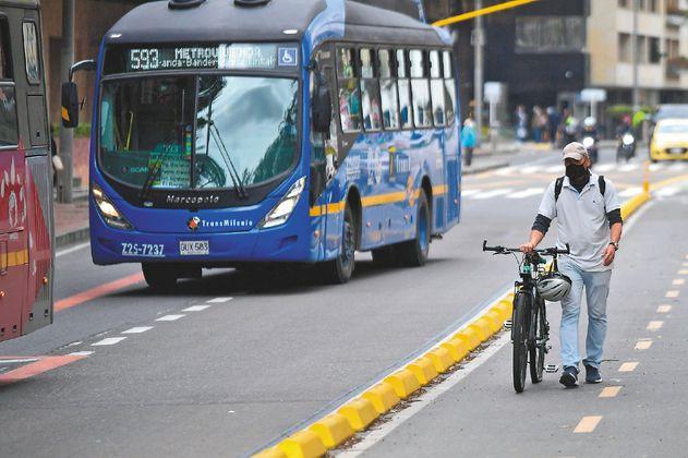"""Carrera Séptima: el pulso entre Corredor Verde y """"troncal maquillada"""""""