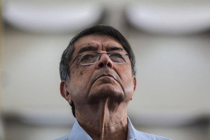 """El escritor Sergio Ramírez: """"Nunca fui un animal político"""""""