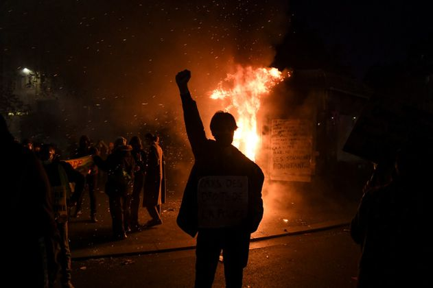 ¿Por qué los franceses protestan contra una nueva ley de seguridad?