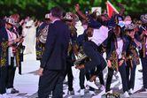 En imágenes: Así fue el desfile de Colombia en la inauguración de los Olímpicos