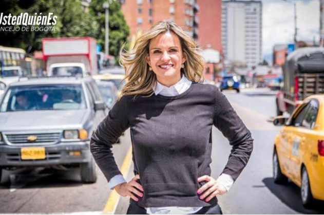 Josías Fiesco, por una red de cooperantes contra la inseguridad en Bogotá