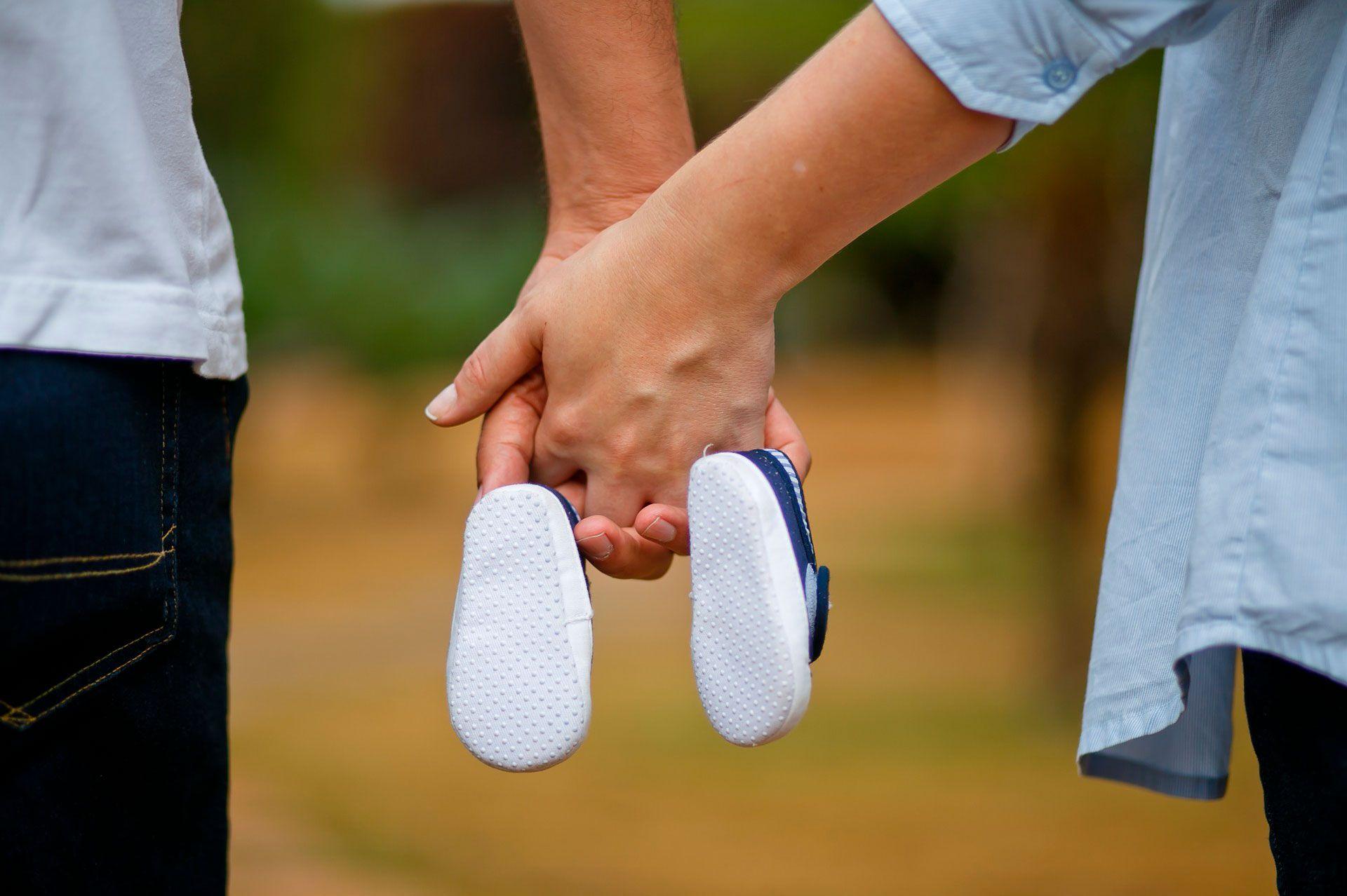 Maternidad, padres, familia, embarazo