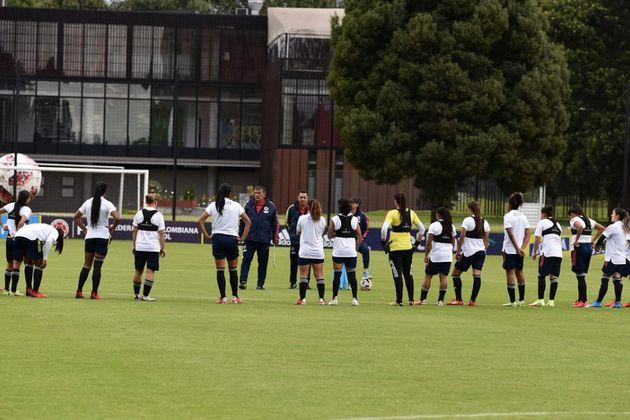 Selección de Colombia femenina jugará amistoso contra Chile