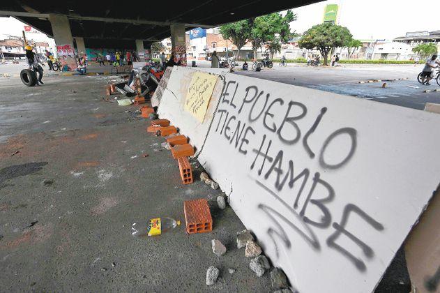 En Cali anuncian creación de mesas de diálogo entre manifestantes y Alcaldía