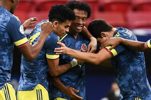 Video: Los golazos de Luis Díaz y Cuadrado en la victoria de Colombia contra Perú