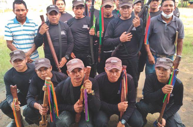 Guardia Indigena Guainia
