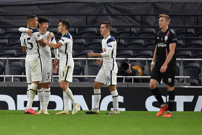 El Tottenham ratificó su buen momento en el inicio de la Europa League | EL ESPECTADOR