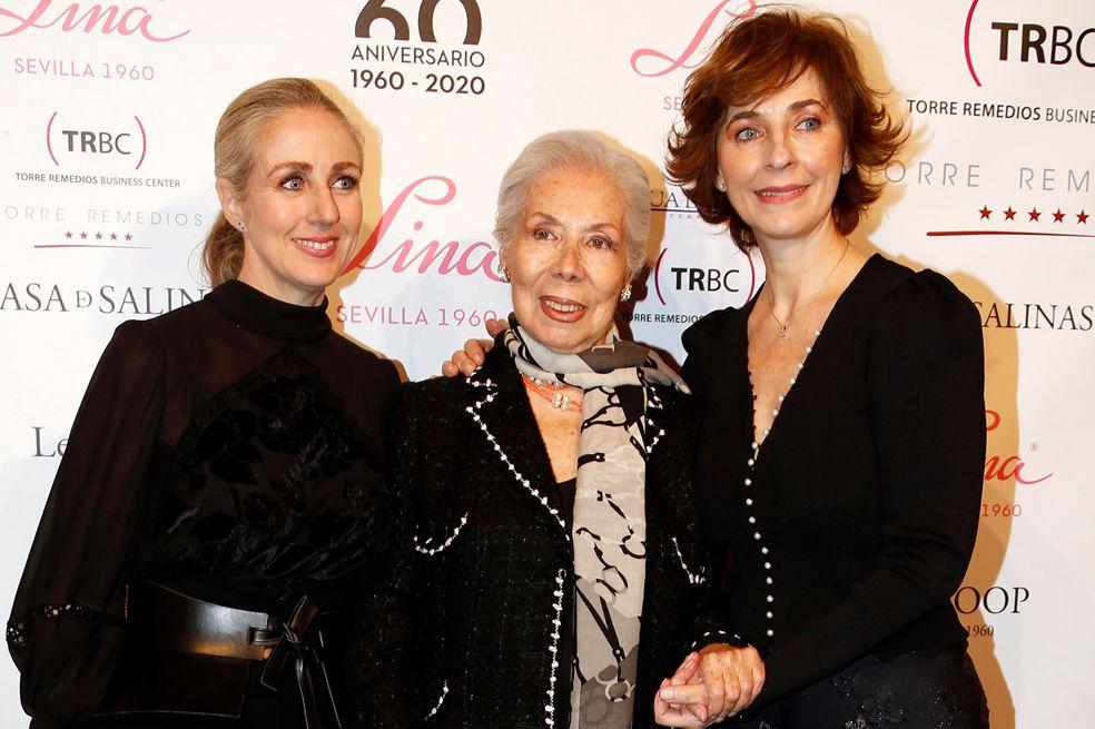 Fallece Lina, la modista sevilla que popularizó mundialmente el traje de flamenca