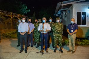 Presidente anuncia colaboración del FBI para investigar carro bomba en Cúcuta