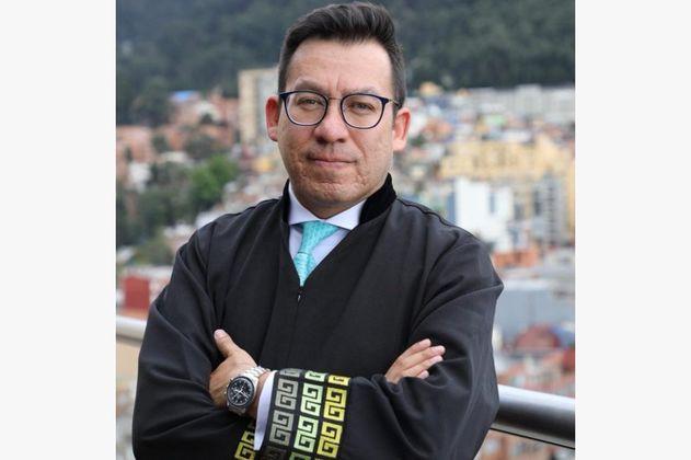 Juan Ramón Martínez, el magistrado de la JEP denunciado por acoso sexual