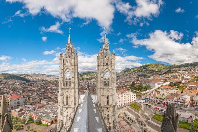 Quito se está recargando para recibir turistas nacionales y extranjeros