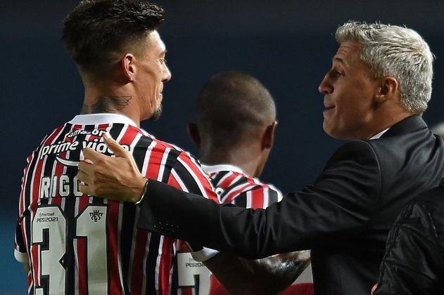 Sao Pablo dejó a Racing en el camino y jugará los cuartos de la Libertadores