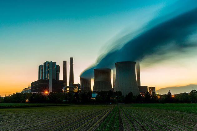 Las emisiones mundiales de CO2 cayeron un 17 % por la pandemia