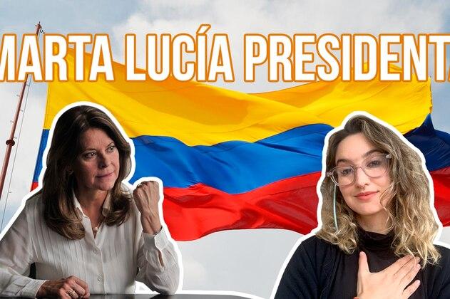 La Pulla: ¿Y así quiere ser presidenta? Los escándalos de Marta Lucía Ramírez