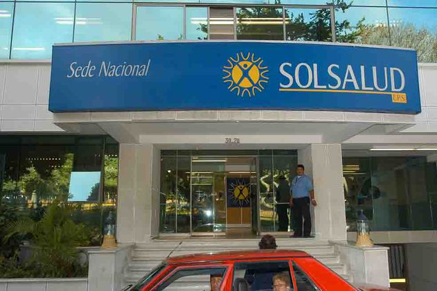 Nexos de Solsalud con Interbolsa
