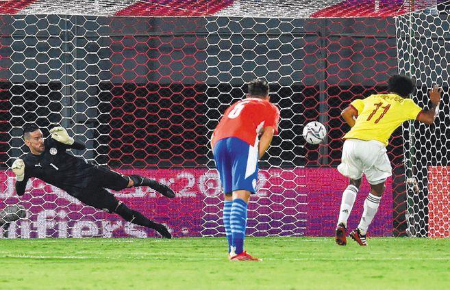 Cambios ofensivos: Así sería la formación de la selección de Colombia vs Chile   Eliminatorias Qatar 2022