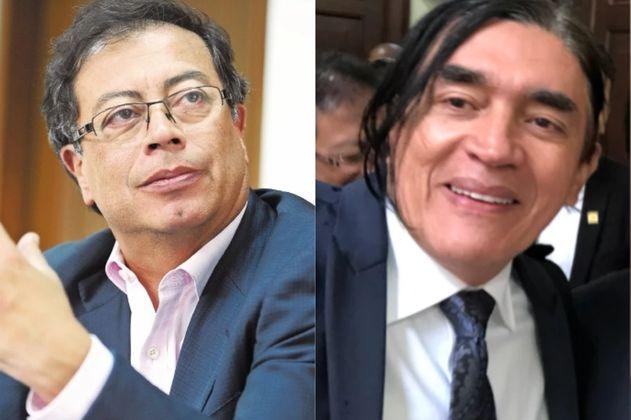 Inadmiten denuncia por supuesta instigación a la violencia contra Petro y Bolívar