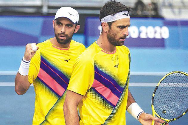 Cabal y Farah, eliminados del Masters 1000 de Indian Wells