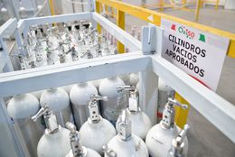 Sobredemanda de oxígeno en Colombia llega a 400%