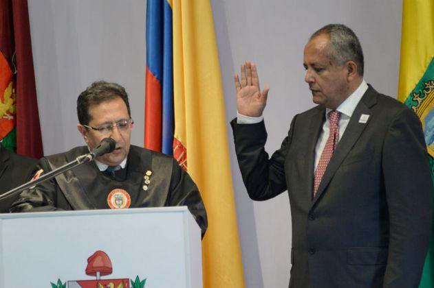 Procuraduría investiga al gobernador del Tolima, Óscar Barreto