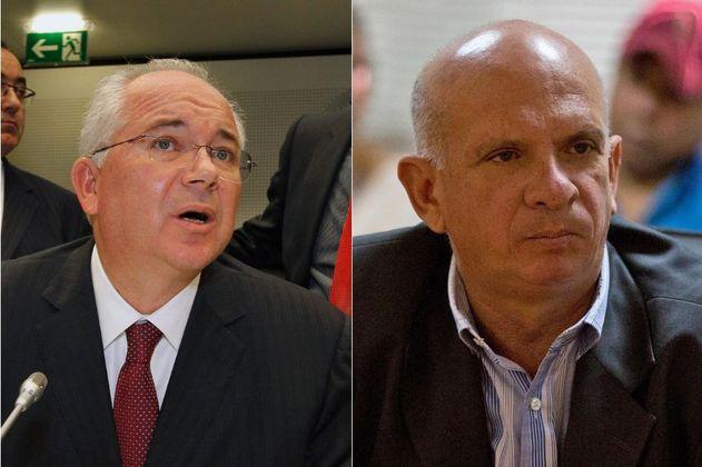Los dos exchavistas que quieren contar todo lo que saben de Nicolás Maduro