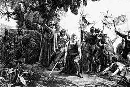 Historia de la literatura: Diarios de navegación, Cristóbal Colón