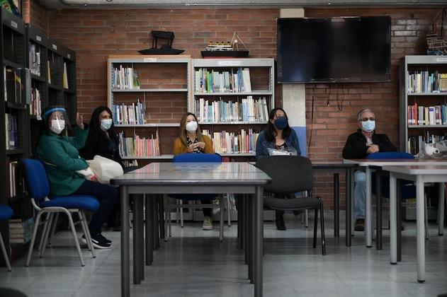 ¿Profe, busca empleo? el viernes abren 200 vacantes en colegios públicos de Bogotá