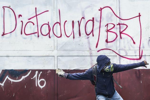 2017: El año en el que Venezuela entró en una espiral de caos y violencia