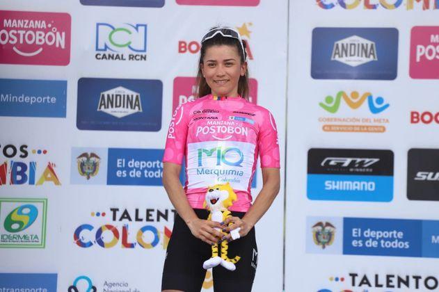 La historia de Lilibeth Chacón, campeona de la Vuelta a Colombia 2021