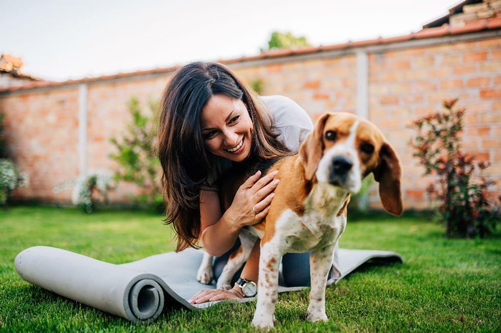Diario de una soltera: Los besos de mi perro