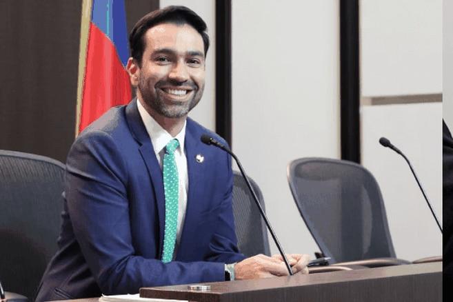 Mauricio Toro, representante de la Alianza Verde.Cortesía¿Cómo venían operando las autoridades competentes cuando había un incendio?
