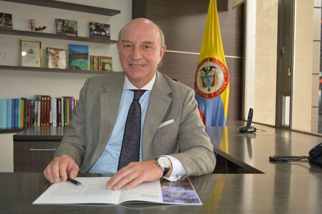 Ricardo Galindo Bueno, nuevo viceministro de turismo