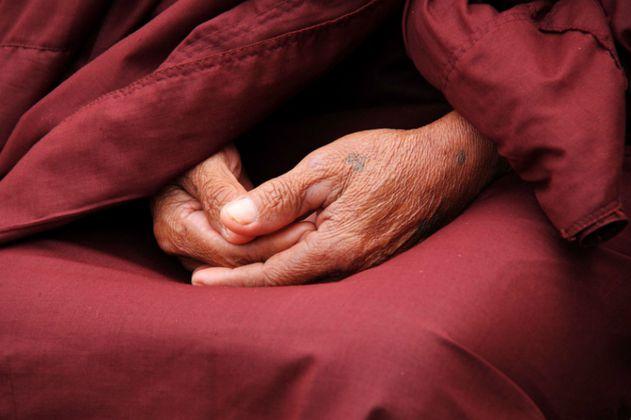 En Japón, hasta los monjes pueden sufrir estrés laboral