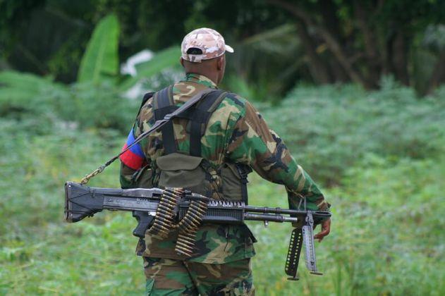 El ejército antirrestitución y la guerra contra los reclamantes