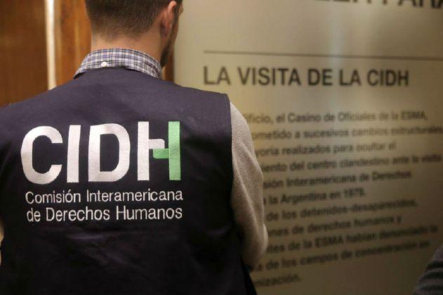 La anunciada llegada de la CIDH