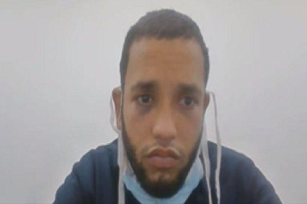 Wilkerson Hernández, procesado por el asesinato del patrullero Edwin Caro, a prisión