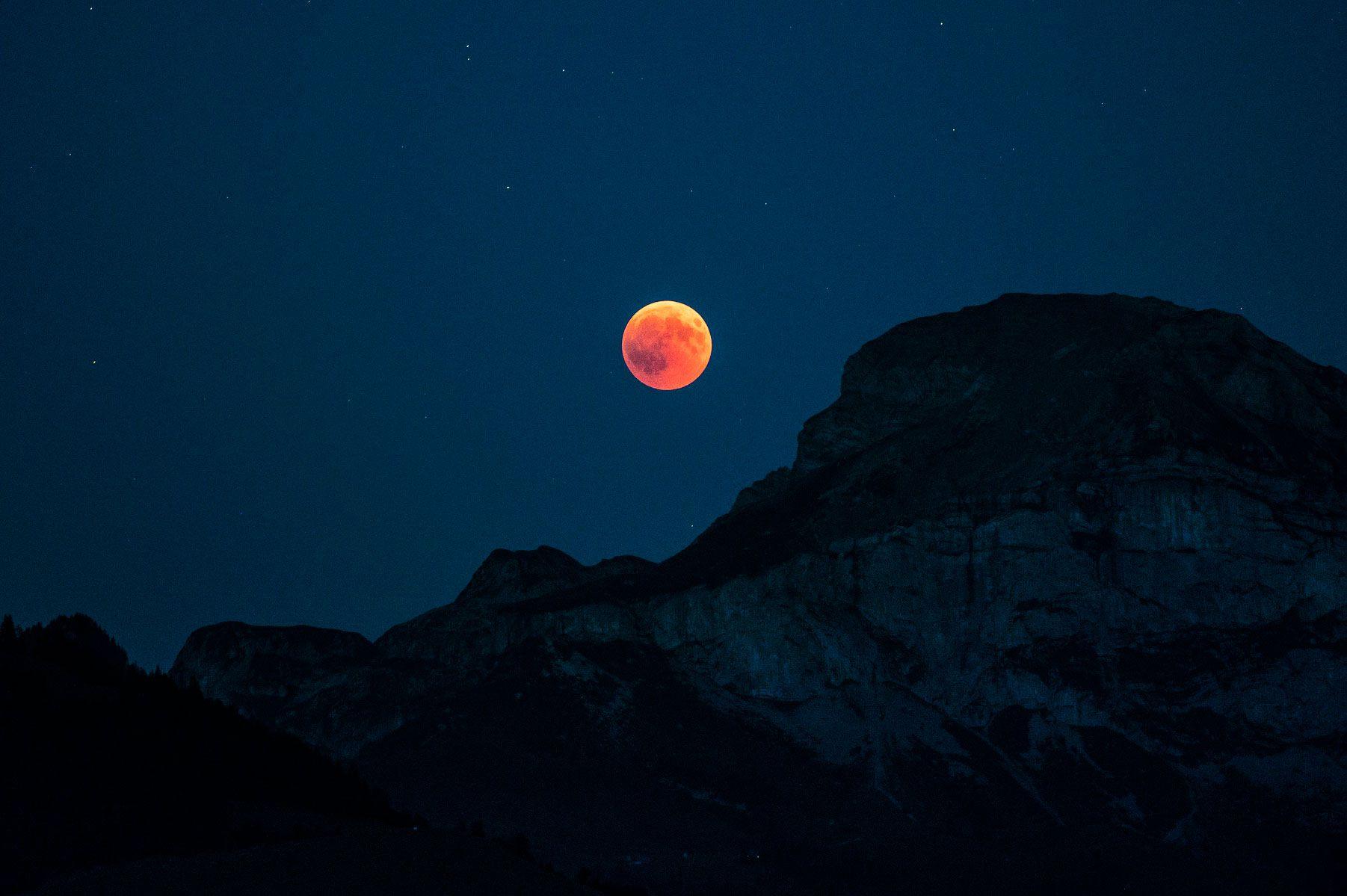 Eclipses y su significado en las astrología