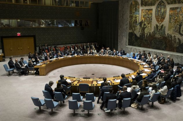 El proceso de paz está en un momento crítico: Consejo de seguridad de la ONU
