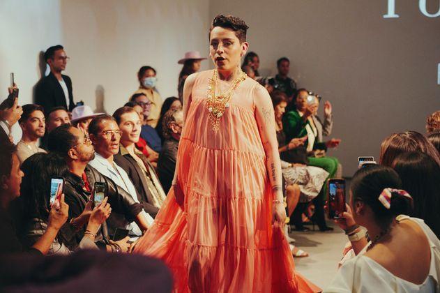 Kunno, el tiktoker que hace debut en las pasarelas del New York Fashions Week