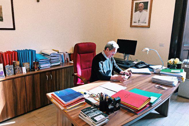 Bruno Marie Duffé, secretario general del Dicasterio para la Promoción del Desarrollo Humano Integral del Vaticano