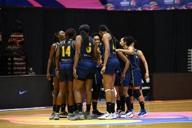 Nueva victoria de la selección de Colombia en la FIBA Americup femenina