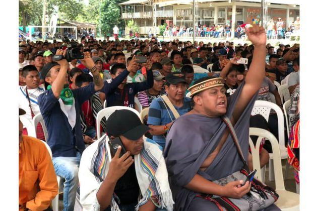 La minga nacional crece: más comunidades se suman a la protesta