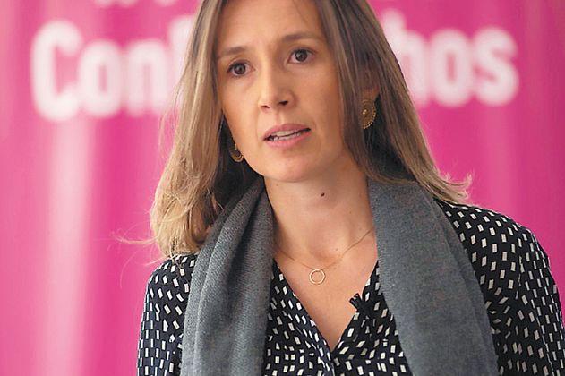 """""""Sí hay acciones, pero hay que articularlas"""": Diana Rodríguez Uribe"""