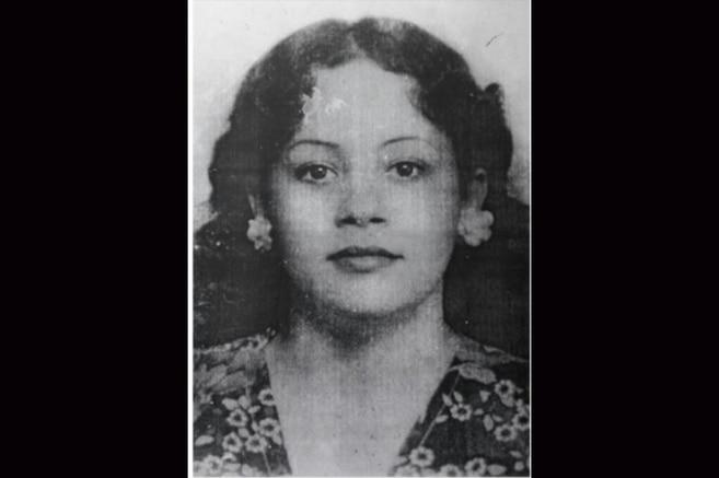 Gloria Robles tenía 35 años cuando fue desaparecida. / Archivo Particular