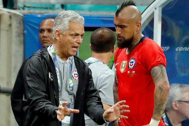 Tensión entre Reinaldo Rueda y la Federación Chilena de Fútbol