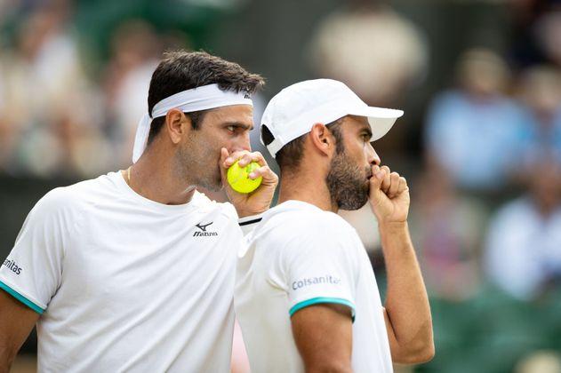 Cabal y Farah, a octavos de final de Wimbledon