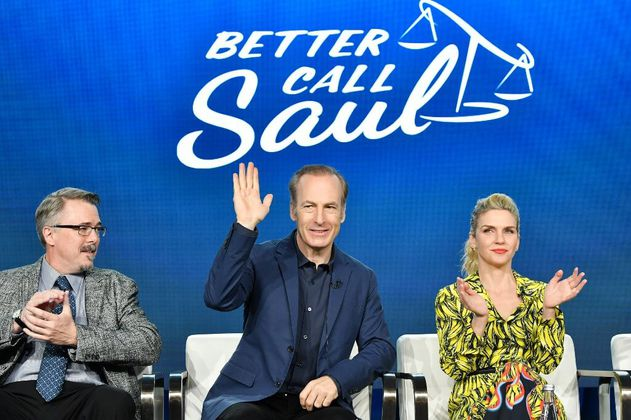 """Serie """"Better Call Saul"""" finalizará en 2021"""