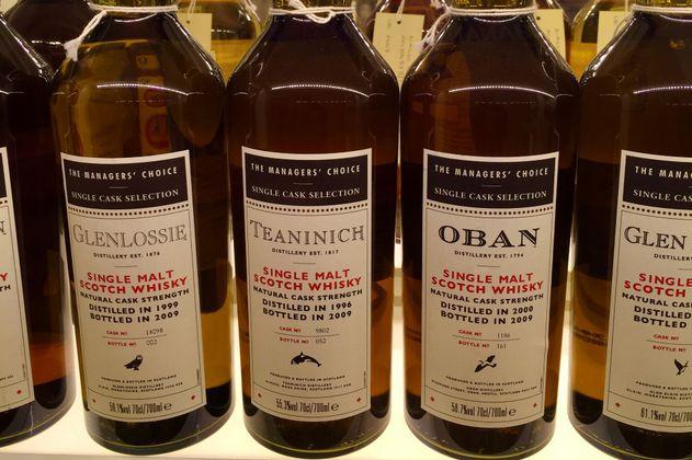 Secretos del whisky