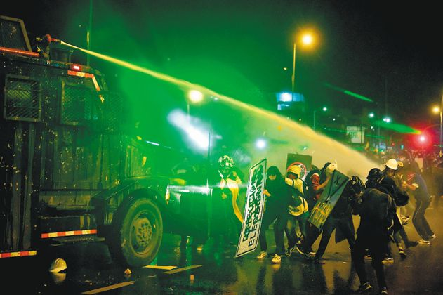 El Portal de las Américas es más que disturbios